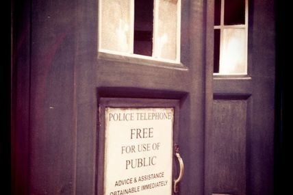 Doors To Adventure. #gally #DoctorWho #TARDIS
