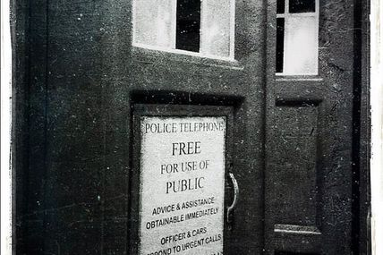 48 years ago today, people first discovered that a British Police Box could be bigger on the inside… #DoctorWho #TARDIS #scifi