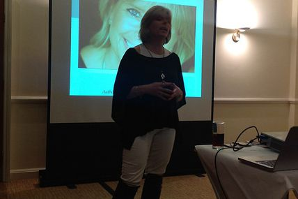 @PennyPower Speaking at #ROSSEE