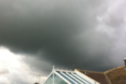 A lot of rain heading our way in Kent