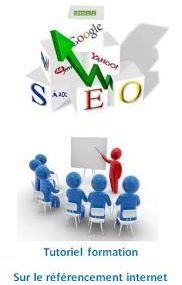 TUTORIEL FORMATION SUR LE REFERENCEMENT NATUREL SEO