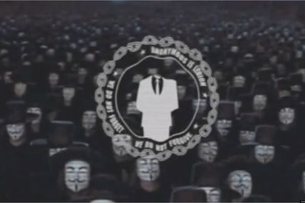 Anonymous Calls For Internet Blackout To Protest...