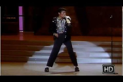 billie jean en hd
