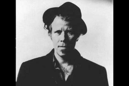 "Tom Waits, ""All the world is green"""