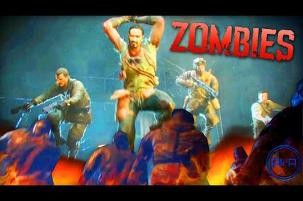 "Prochain Dlc Black ops 3 Zombie ""the Giant"""
