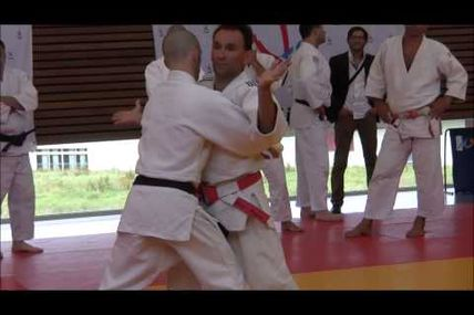 Ju-Jitsu self défense venez nous rejoindre !