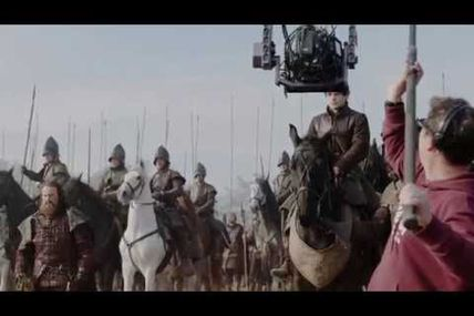"Making of : Game Of Throne ""The Battle of Bastards"""