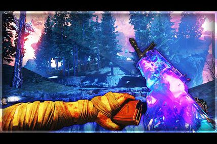 "Glitch / Black ops 3 : Sortir de la carte ""REVELATIONS "" Zombie"