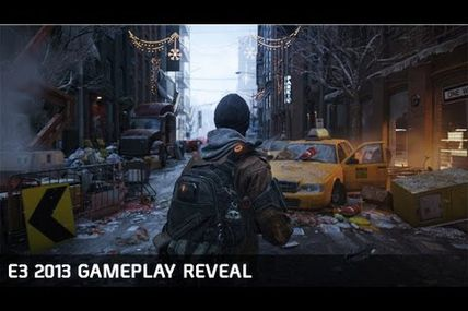 Gameplay / Tom Clancy's The Division ( Europe)