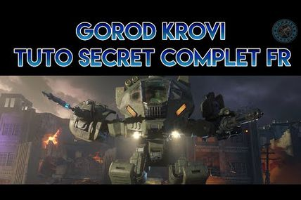 Astuce / Black ops 3 : Secret complet de la carte GOROD KROVI!