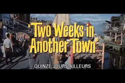 Quinze jours ailleurs (Vincente Minnelli, 1962)