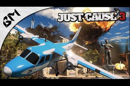 Just Cause 3 / Gameplay Fr/ l'île de tous les secrets