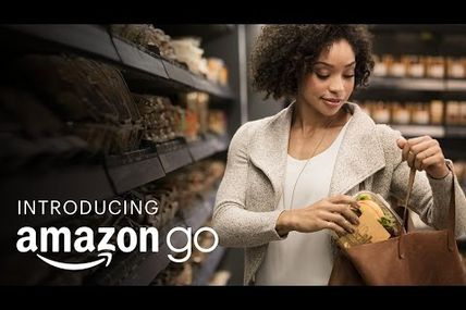 Amazon Go – le supermarché sans caisse