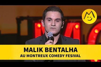 Malik Bentalha à Montreux