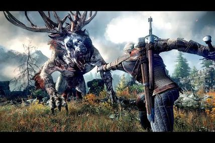 Nouveauté  / The Witcher 3 : Gameplay inédit !