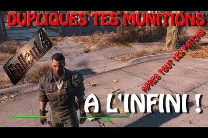 Glitch / Fallout 4 : comment dupliquer les munition à l'infini!