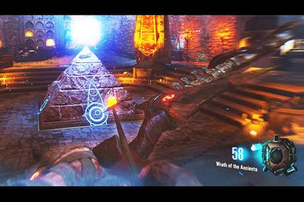 "black ops 3/ Gameplay : zombies sur "" DER EISENDRACHE"""