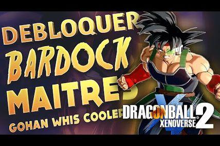 Astuce / Dragonball Ball Xenoverse 2 fr : Debloquer les nouveaux maitre!