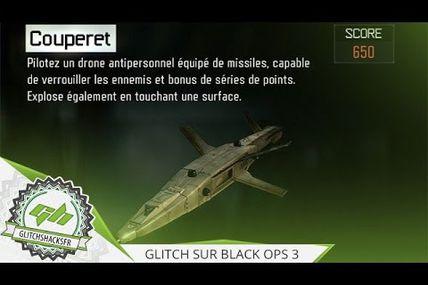 Glitch / Black ops 3 / avoir des couperets en illimité en multijoueur