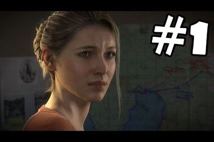 Gameplay Uncharted 4 / jeux 2016