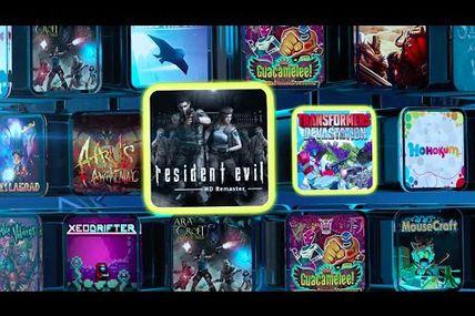 Les jeux PS Plus du mois d'octobre 2016