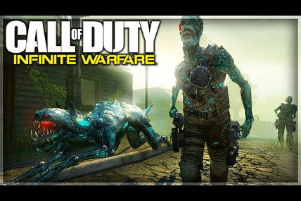 Info / COD Infinite Warfare : Mode zombie confirmer !