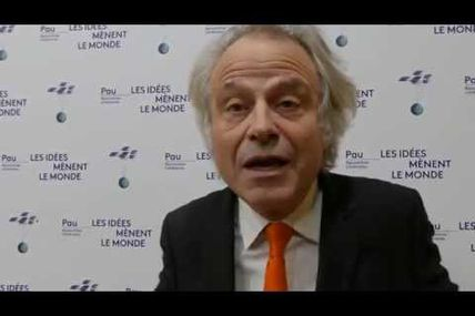 Interview Franz Olivier Giesbert