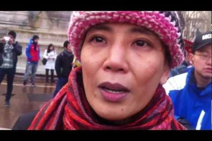 Flavie Zhang celebrates Human Rights Day