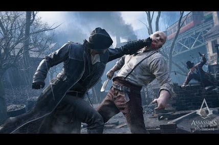 Gameplay aperçu assassin' s creed Syndicate