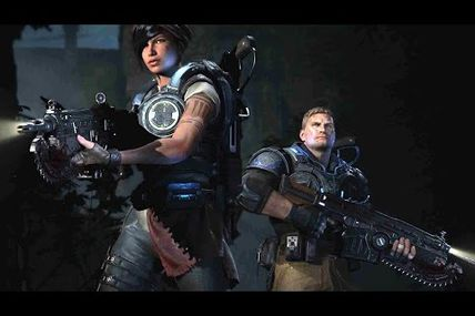 Nouveauté / GEARS of WAR 4 : le Gameplay trailer