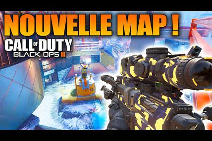 "Gameplay / Black ops 3 : Nouvelle map ""RISE"""