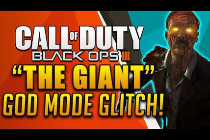 Bug / invincible sur THE GIANT / Black ops 3