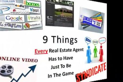 9 Things Every Real Estate Agent Must Have Just To Be In The Game