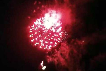 Fireworks Display (iPhone 3GS)
