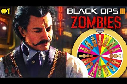 Black ops 3 / Zombie : Roulette Challenge !