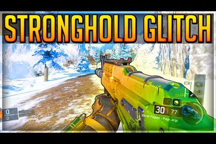 Glitch / Black ops 3 : Sortir de la map Stronghold facilement!