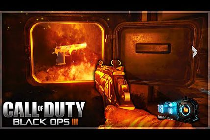 Tuto / avoir le pistolet secret de The Giant sur Black ops 3