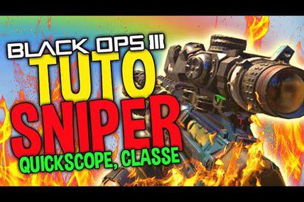 Astuce / Black ops 3 : tuto pour s'améliorer au sniper !