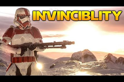Glitch /Star wars Battlefront : être invincible!