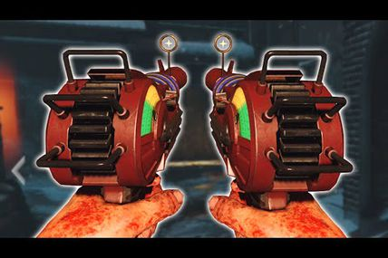 Glitch / Black ops 3 Zommbie / avoir 2 pistolets laser