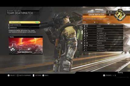 Glitch / Infinite Warfare : Comment booster votre xp en illimité !