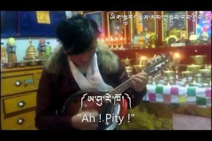 This song from Tibet made me feel so sad that I...