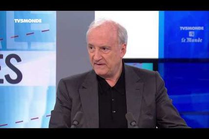 Hubert Védrine dans Internationales - Emission du 12 mars 2017