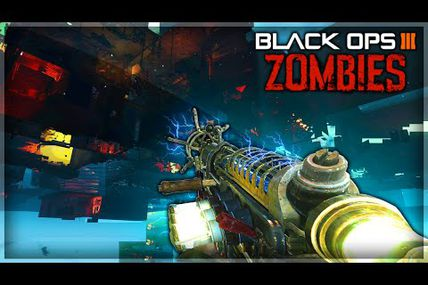 Glitch / Aller sous la carte de The Giant  sur Black ops 3 / zombie