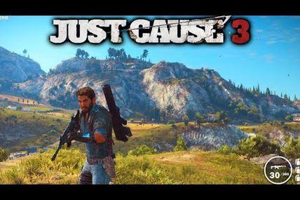 Just Cause 3 Gameplay / nouveautés