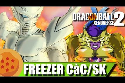 Astuce / Dragonball Xenoverse 2 : Guide création Freezer !