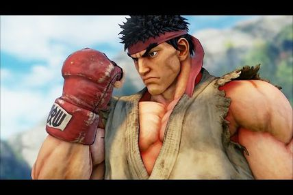 News / Street Fighter 5 : Gameplay Online