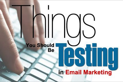 Critical Email Marketing Tests