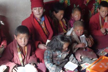 Voice of Tibet about my heart sister Kunsang...