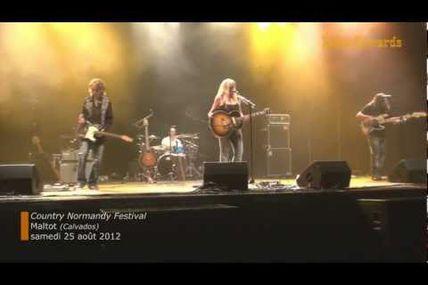 Les Marrons d'Ardèche & Liane Edwards : célébrer et mettre le rock dans tous ses états.